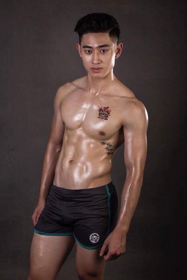 Nguoi mau Tien Dat tang 29 kg van so huu bung 6 mui hinh anh 3