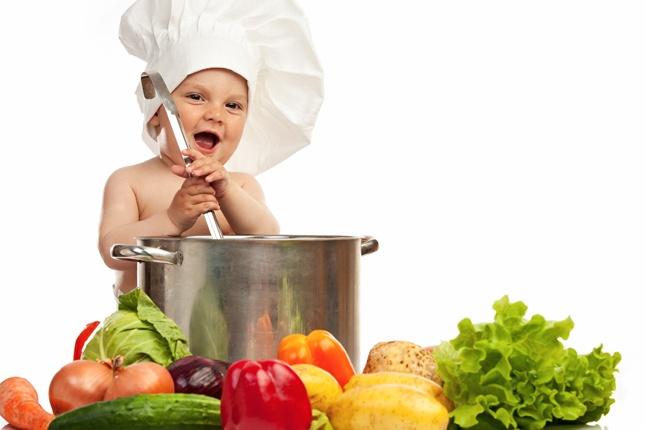 Chế độ dinh dưỡng cho bé 1 tuổi để phát triển thể chất và tinh thần - 2