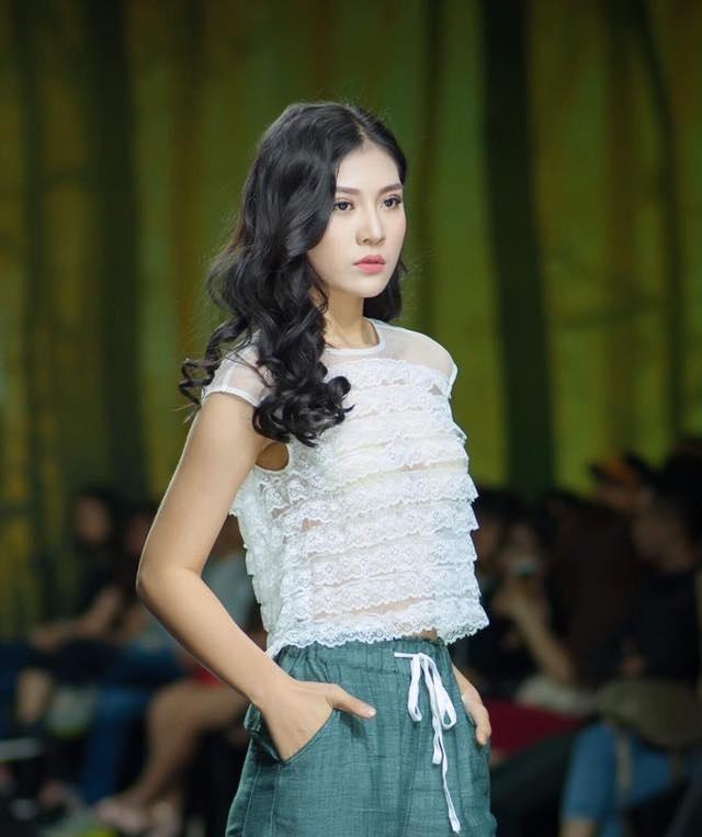 Chung Huyen Thanh: 'Mat thon gon vi giam can' hinh anh 3