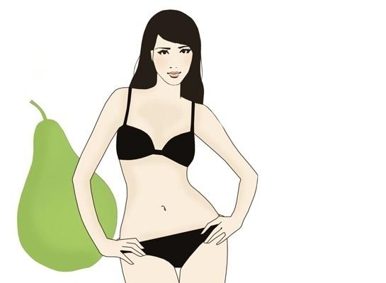 Nữ cao 1m60 dáng trái lê nên mặc gì