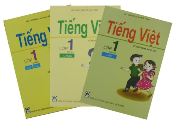 Sach giao khoa Tieng Viet cua GS Ho Ngoc Dai bi loai tu vong tham dinh hinh anh 1