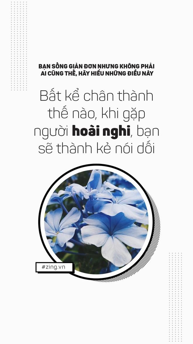 Ban song don gian, nhung khong phai ai cung nhu vay hinh anh 6