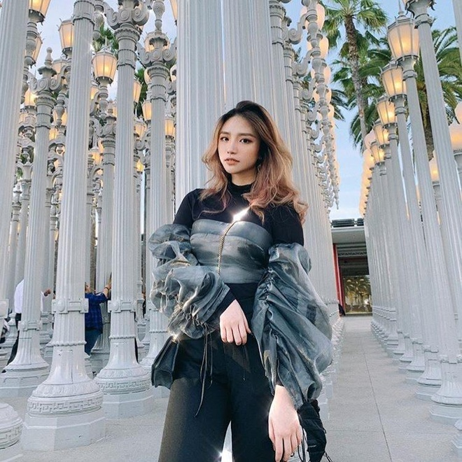 hot girl truong marie curie anh 12