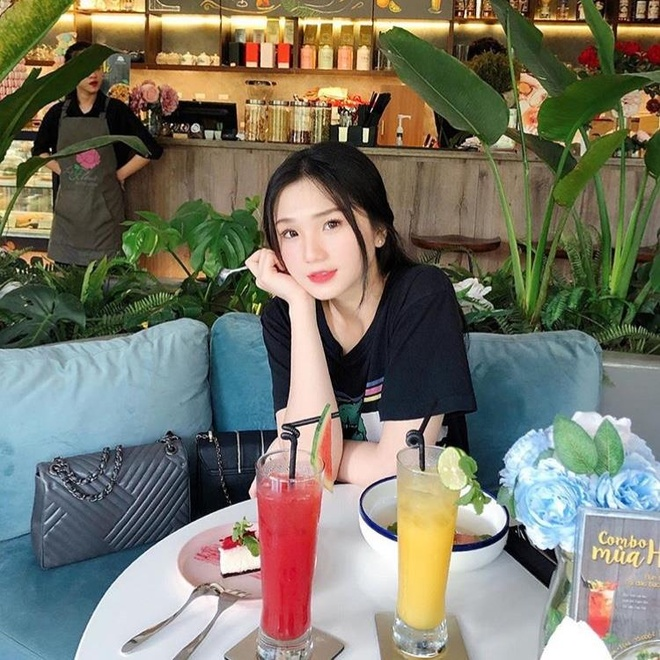 hot girl truong marie curie anh 8