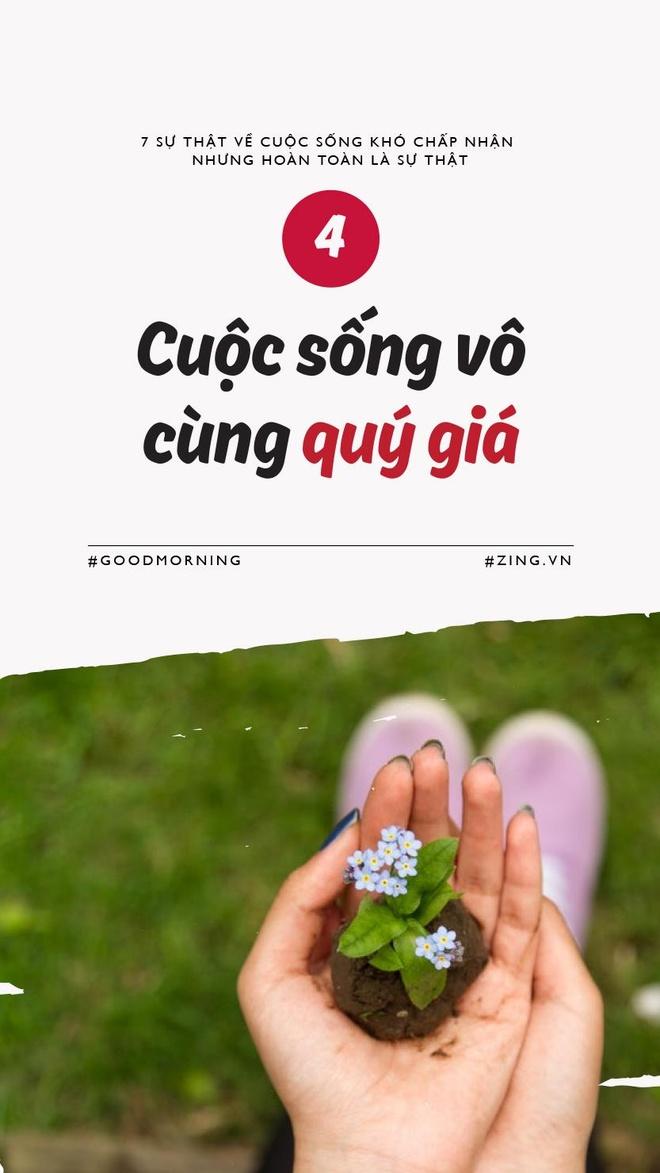 7 su that ve cuoc song kho chap nhan nhung hoan toan la su that hinh anh 5