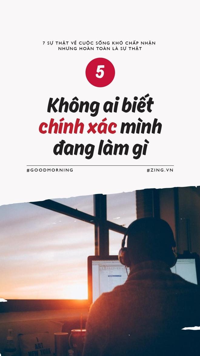 7 su that ve cuoc song kho chap nhan nhung hoan toan la su that hinh anh 6