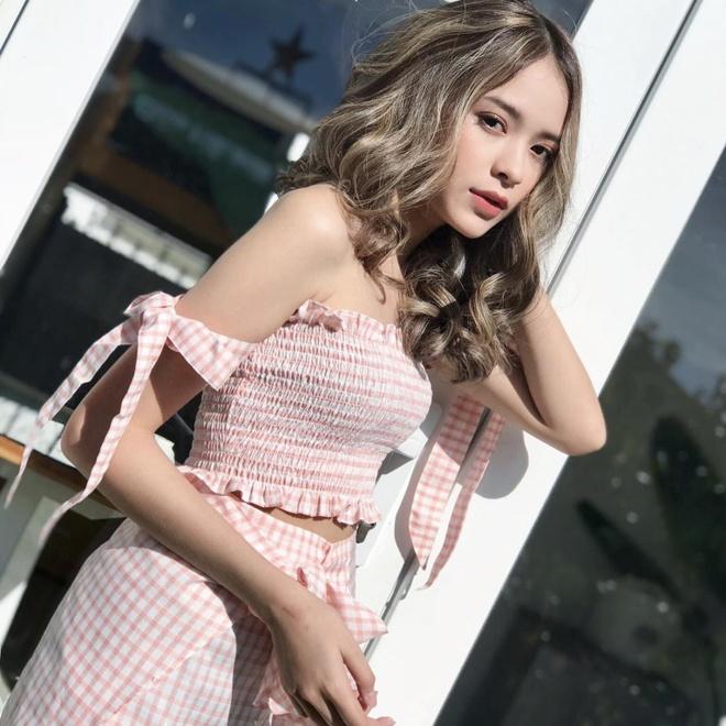 Dan hot girl lai Viet - My toan vlogger, mau anh noi tieng tren MXH hinh anh 7