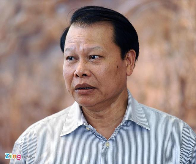 Nguyen Pho thu tuong Vu Van Ninh bi canh cao hinh anh 1