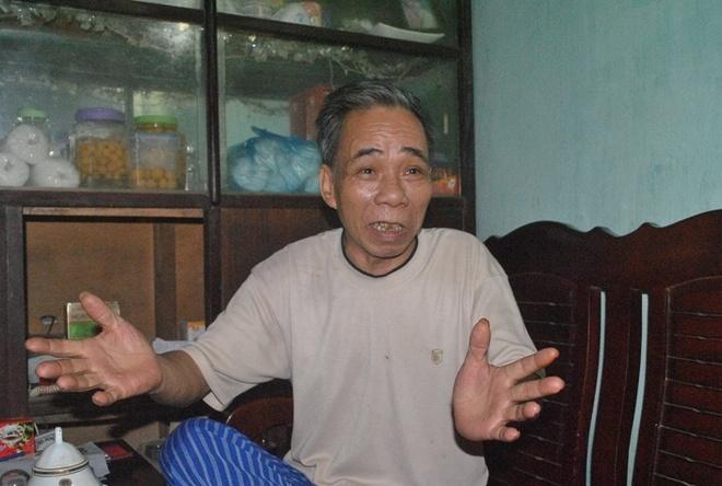 Chuyen ke cua nguoi lai xe dua Duong Van Minh di dau hang hinh anh