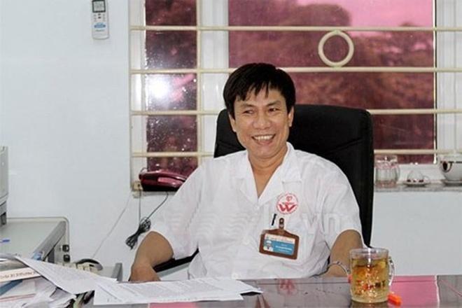 Nguoi phu nu 'bong dung' 10 nam khong ngu hinh anh 1 Tiến sĩ chữa trầm cảm Tô Thanh Phương - Bệnh viện Tâm thần trung ương.