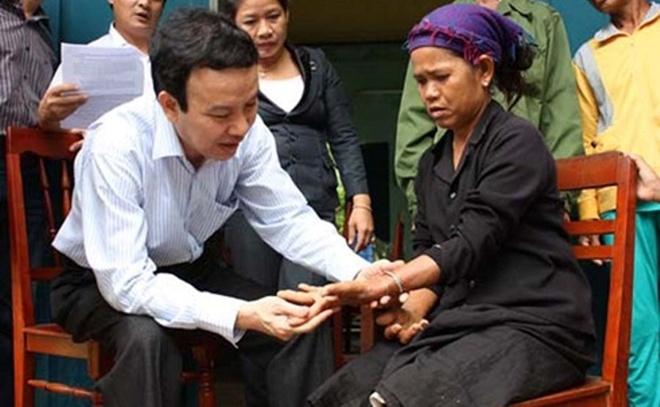 Sau xa o Quang Ngai da co nguoi mac 'benh la' hinh anh