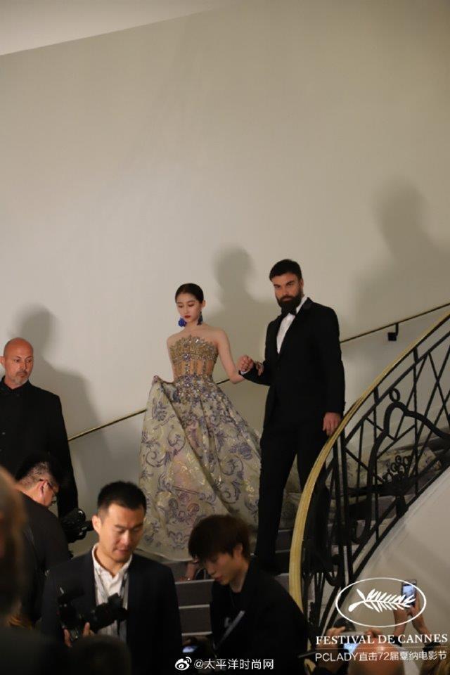 Nhung bo canh giup tieu hoa dan Quan Hieu Dong toa sang tai Cannes hinh anh 4