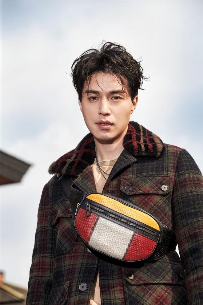 Lee Dong Wook se la ho ly nam dau tien cua man anh Han? hinh anh 1