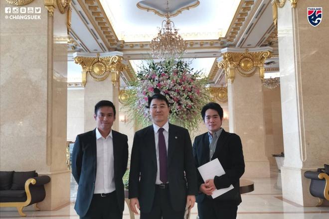 Thai Lan tan dung AFF Awards de tien tram cho tran gap Viet Nam hinh anh 1