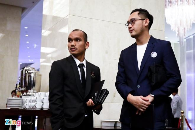 Sao Indonesia: 'Doan Van Hau co the hinh nhung toi co toc do' hinh anh 1