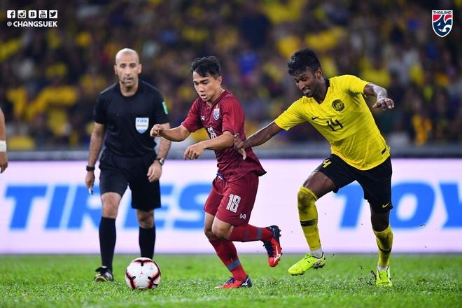 Phong vien Malaysia: 'Co lap Chanathip, Viet Nam se thang Thai Lan' hinh anh 1