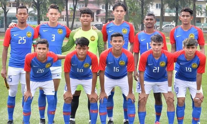 HLV U22 Malaysia tin tuong vao kha nang gianh HCV SEA Games hinh anh 1