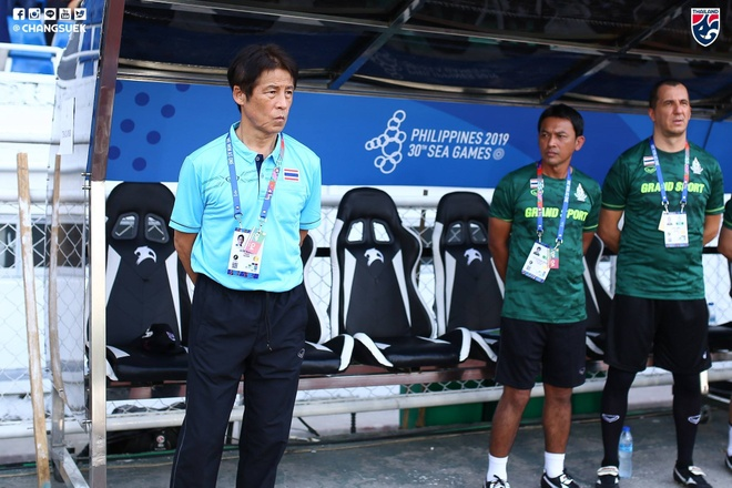 Nishino chat vat tai SEA Games du mang dang cap World Cup hinh anh 1