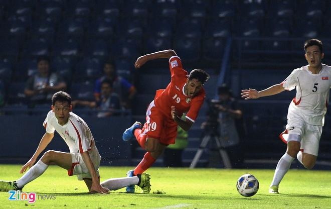 Tien dao Jordan san sang da tran gap U23 Viet Nam hinh anh 1 thinh1_zing.jpg