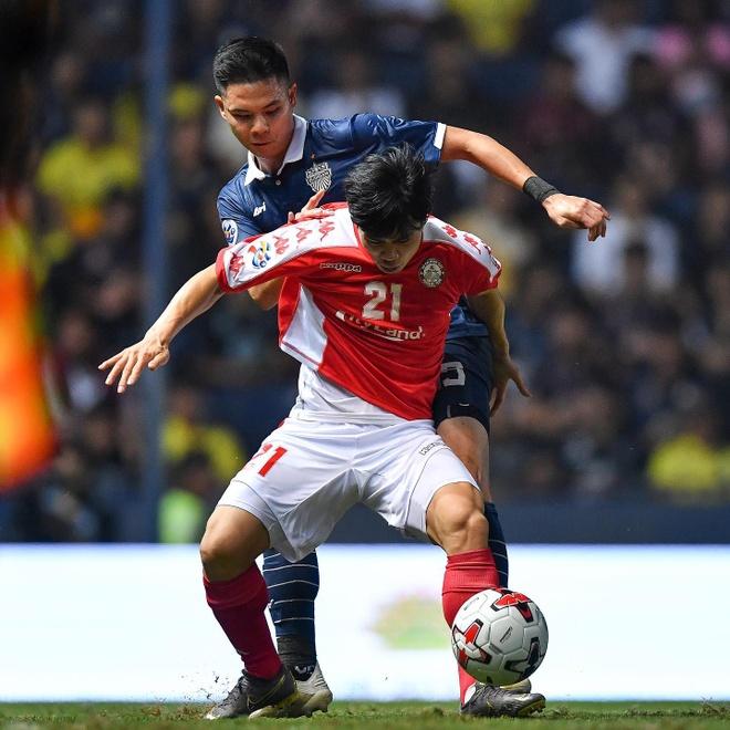 HLV Buriram United danh loi khen cho Cong Phuong hinh anh 3 phuong.jpg