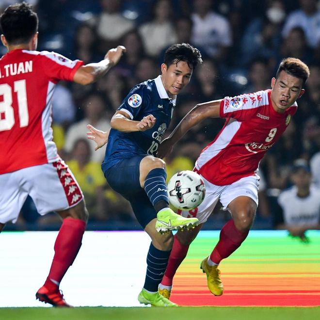 HLV Buriram United danh loi khen cho Cong Phuong hinh anh 2 son.jpg
