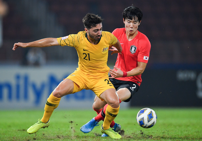 U23 Han Quoc vs Saudi Arabia: Tran chung ket trong mo hinh anh 1 han.jpeg