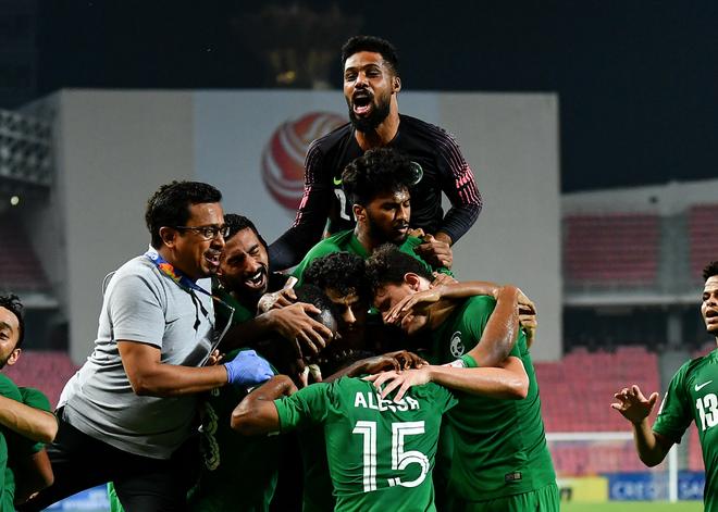 U23 Han Quoc vs Saudi Arabia: Tran chung ket trong mo hinh anh 2 saudi.jpeg