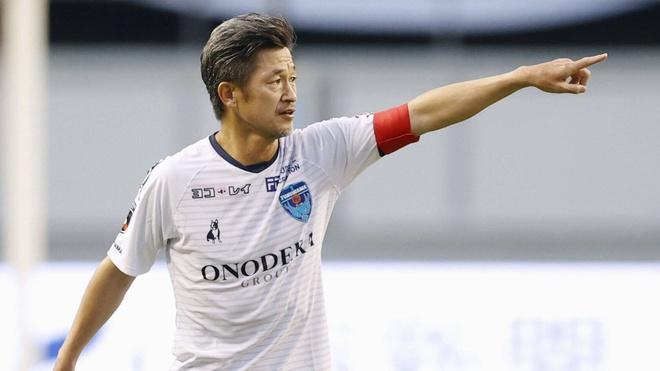 Kazuyoshi Miura anh 1