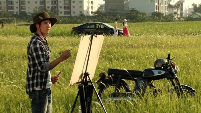 Thanh Thuc cap voi hot girl trong phim moi hinh anh 3