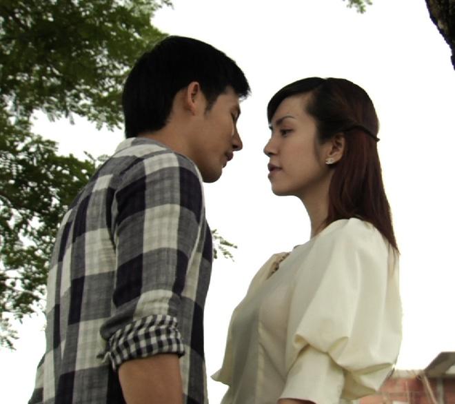 Thanh Thuc cap voi hot girl trong phim moi hinh anh 9