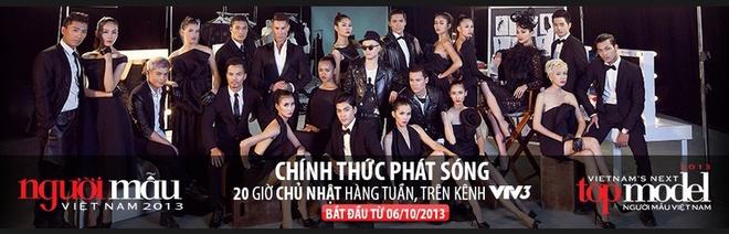 'Vietnam's Next Top Model' khong co doi thu tren BXH TV Show hinh anh