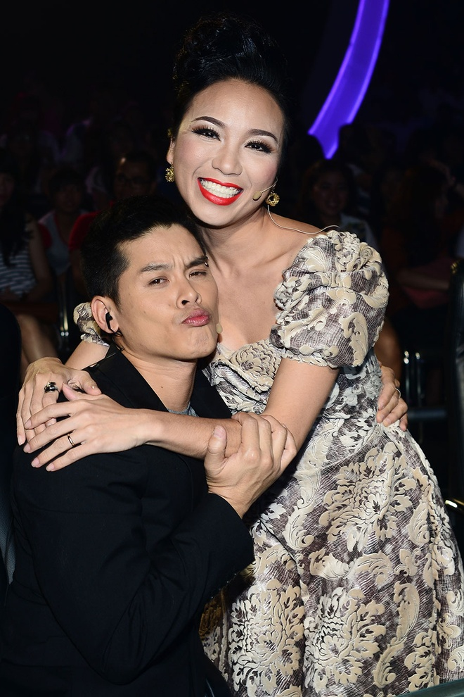 Van Mai Huong le bong di xem nhay hinh anh 7