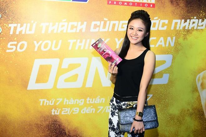 Van Mai Huong le bong di xem nhay hinh anh 5