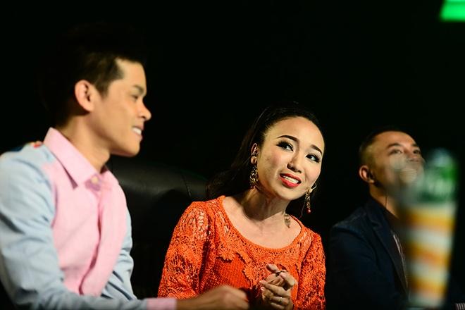 Tran Thanh 'an hiep' giam khao Thu thach cung buoc nhay hinh anh 4