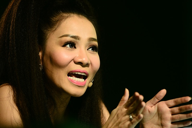 Tran Thanh 'an hiep' giam khao Thu thach cung buoc nhay hinh anh 66