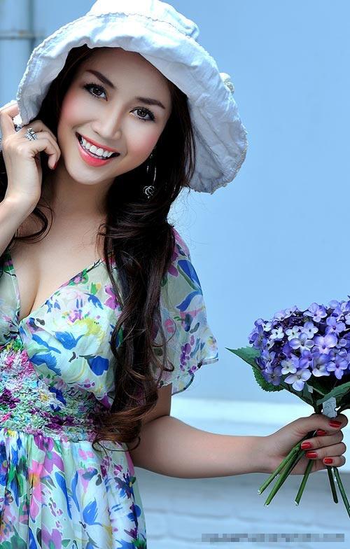 Top 10 nha sao Viet an tuong nhat 2013 hinh anh 15