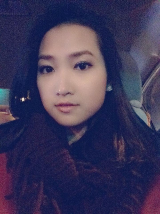 Can nhan sac xinh dep cua 'vo Lam Truong' hinh anh 12