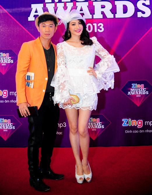Nguoi dep Viet long lay di du ZMA 2013 hinh anh 25