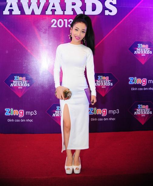 Nguoi dep Viet long lay di du ZMA 2013 hinh anh 37