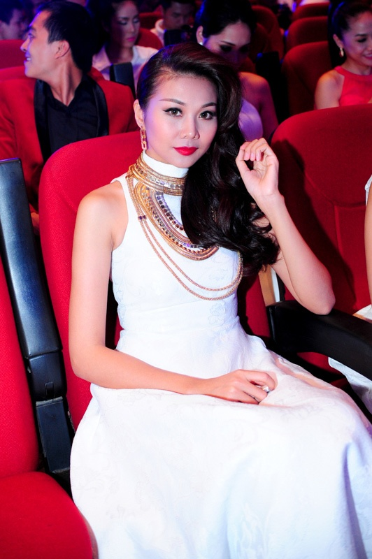 Nguoi dep Viet long lay di du ZMA 2013 hinh anh 1