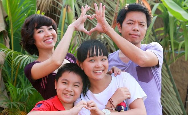 Le Khanh nen duyen vo chong voi Thai Hoa tren phim hinh anh