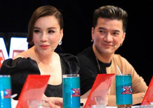 Dam Vinh Hung nai ni Ho Ngoc Ha dong vai thien o X Factor hinh anh