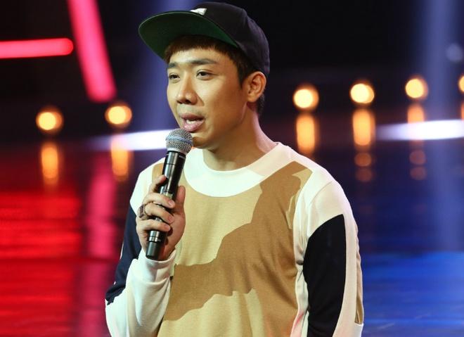 Tran Thanh: 'Toi lam giam khao khong chi de mua vui' hinh anh