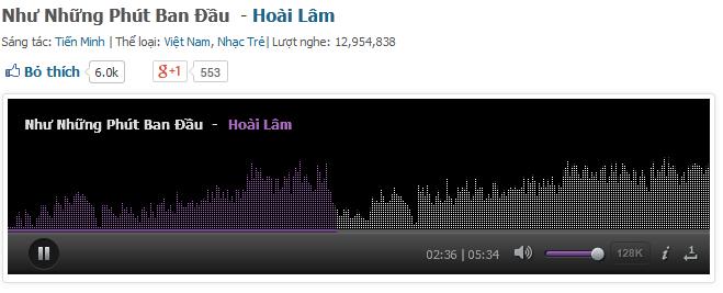 MV moi cua Quang Dung bat ngo thang tien tren BXH Zing hinh anh 4 Hoài Lâm mang tin vui cho người hâm mộ.