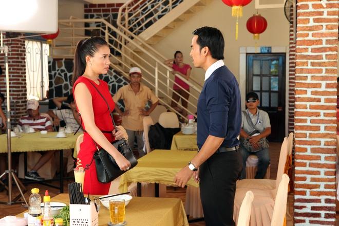 Phan Nhu Thao cap ke voi Duy Nhan trong phim moi hinh anh 4 Duy Nhân vào vai bạn trai của Như Thảo trong phim. Nhân vật của anh là chàng trai học thức cao và có ngoại hình ưa nhìn.