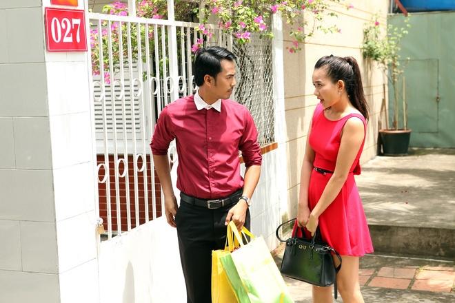 Phan Nhu Thao cap ke voi Duy Nhan trong phim moi hinh anh 7 Đây là phim về đề tài ca nhạc nên có đến 20 bài hát và nhiều diễn viên có cơ hội khoe giọng trong Gái ế kén chồng.