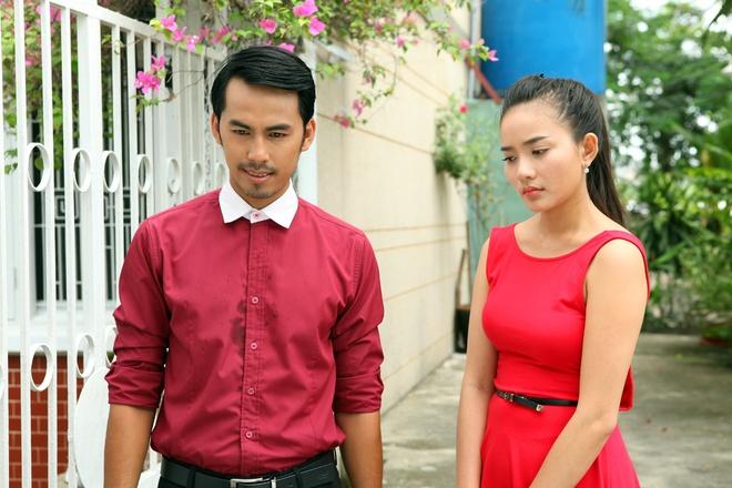 Phan Nhu Thao cap ke voi Duy Nhan trong phim moi hinh anh 8 1