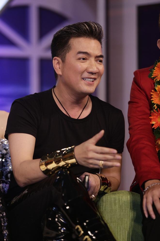 Giang Hong Ngoc: 'Lay tien thuong mua nha tra gop cho bo me' hinh anh 3 Mr Đàm dịu giọng trở lại sau khi bức xúc vụ Loki Bảo Long.