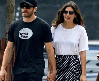 Jake Gyllenhaal hy sinh tinh yeu vi su nghiep hinh anh
