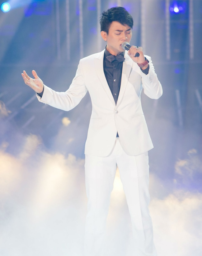 Hoai Lam mang hit moi len san khau Guong mat than quen nhi hinh anh 1 1